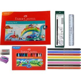 Faber-Castell Doodle & Draw Kit